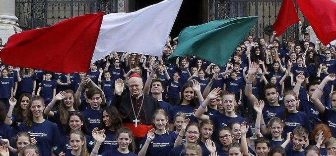 Папата Фрањо: Да продолжиме да се подготвуваме за Меѓународниот евхаристиски конгрес