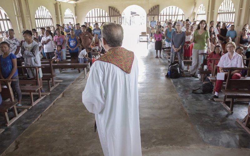 Црквата во Мексико ги поддржува иницијативите на домородното население