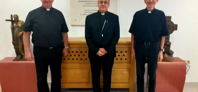 Епископот Стојанов оствари средба со деканите на Скопска бискупија и Струмичко – скопска епархија