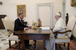 Папата Фрањо го прими во аудиенција полскиот претседател Дуда