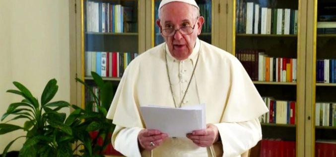 Говор на папата Фрањо на Генералното собрание во ООН: Мораме да ја прекинеме климата на недоверба (Видео)