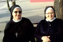 Починаа с. Леонија и с. Татјана, сестри Евхаристинки