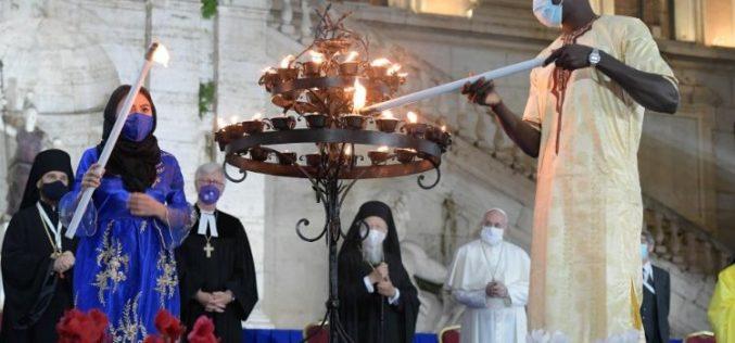 Апел од Меѓурелигиската молитвена мировна средба во Рим