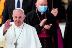 Папата на крајот од Генералната аудиенција: Молитвата е главно послание на христијаните