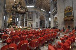 Папата ги објави имињата на новите 13 кардинали