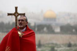 Монс. Пицабала е новиот латински ерусалимски патријарх