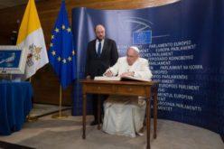 Нов апел на Папата за зајакнување на солидарноста во Европа