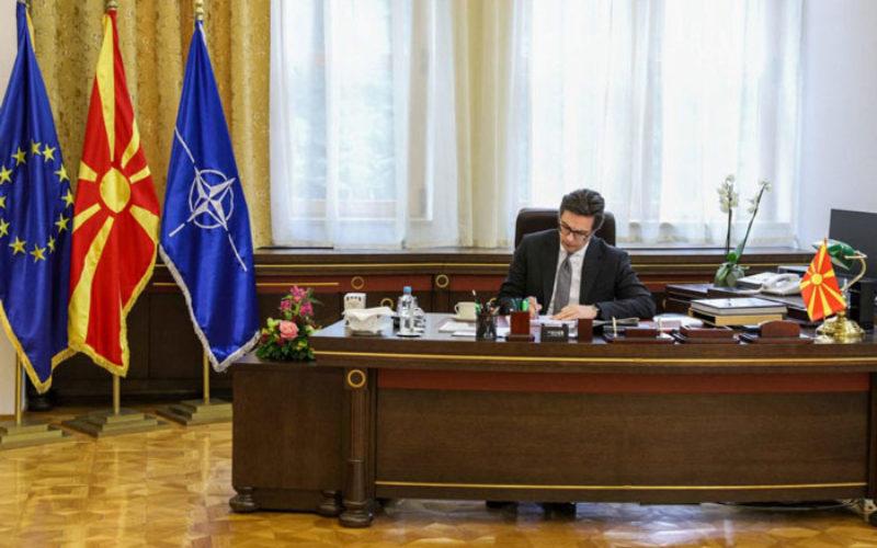 Претседателот Пендаровски упати писмо со сочувство по повод смртта на монс. Циримотиќ