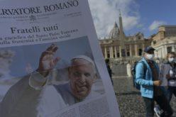 Папата Фрањо: Братството и грижата за создаденото се единствениот пат за развој и мир