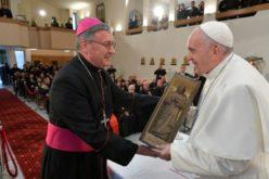"""Во разговор за Ватикан њуз епископот Стојанов зборува за енцикликата """"Сите сме браќа"""""""