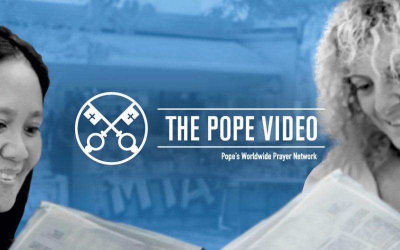 (Видео) Молитвена накана на Папата за месец октомври 2020