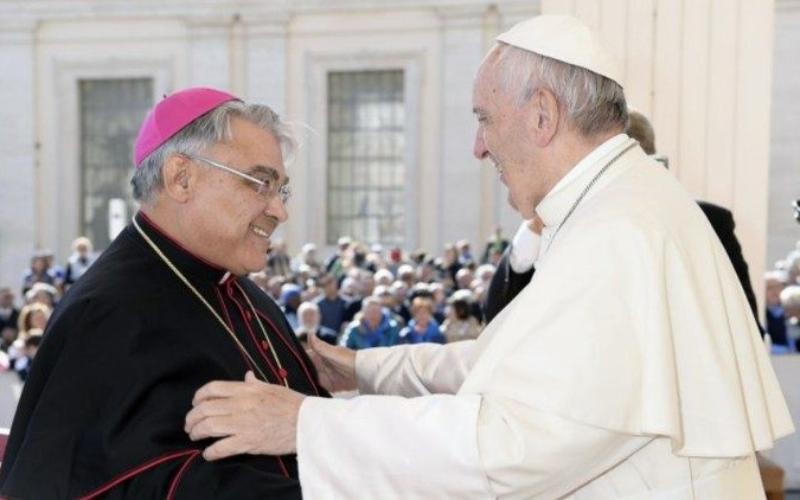 Папата Фрањо го именува монс. Семерара за нов префект на Конгрегацијата за прогласување на блажени и светци