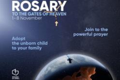 Полска: Глобална иницијатива за молење Бројаница за неродените