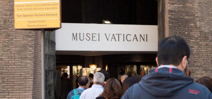 Ватиканските музеи повторно ќе бидат затворени за јавноста
