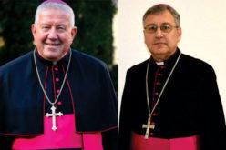 Бискупот Стојанов упати честитка до белградскиот надбискуп Хочевар