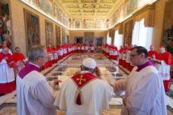 Новите кардинали од Азија нема да допатуваат на конзисториумот