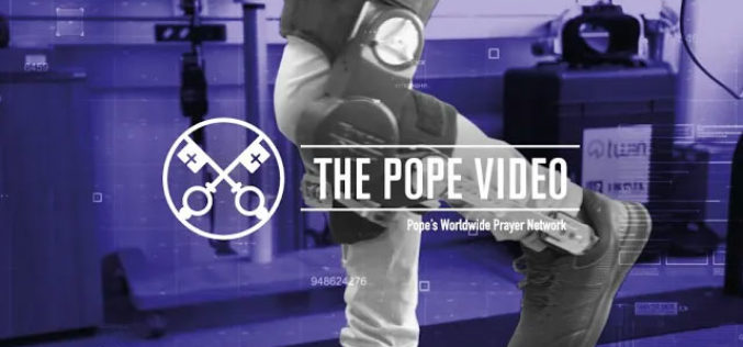 (Видео) Молитвена накана на папата Фрањо за месец ноември 2020 година