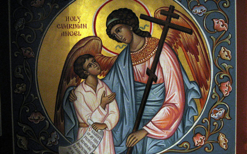 Седум работи кои мора да ги знаете за ангелите чувари