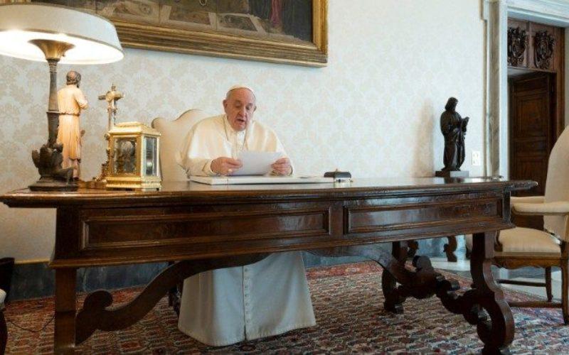 Папата Фрањо: Каде нема единство, Го нема Господовиот Дух