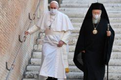 Папата: Милосрдието на свети Андреј е сила во тешките времиња