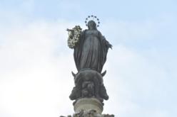 Папата Фрањо нема да го предводи чествувањето пред статуата на Безгрешната на Шпанскиот плоштад