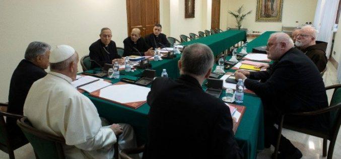 Состанокот на Кардиналскиот совет се одржа преку интернет