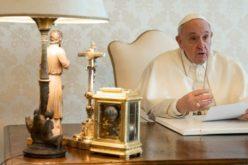 Папата: Ватикан се обврзува до 2050 година емисијата на стакленичките гасови да ја сведе на нула