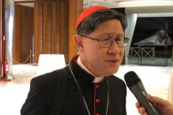 Кардинал Тагле: Божиќ во пандемијата повикува на солидарност