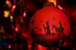 На Божиќ Бог нѐ чека со раширени раце