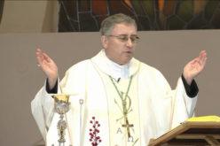 Бискупот Стојанов служеше света Литургија во Куманово