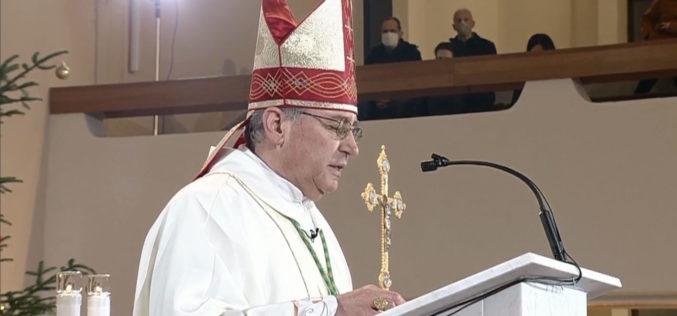 Божиќна проповед на Скопскиот бискуп и Струмичко – скопски епарх монс. д-р Киро Стојанов