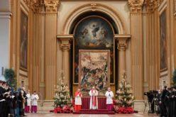 Urbi et Orbi: Исус нека донесе во светот мир и надеж