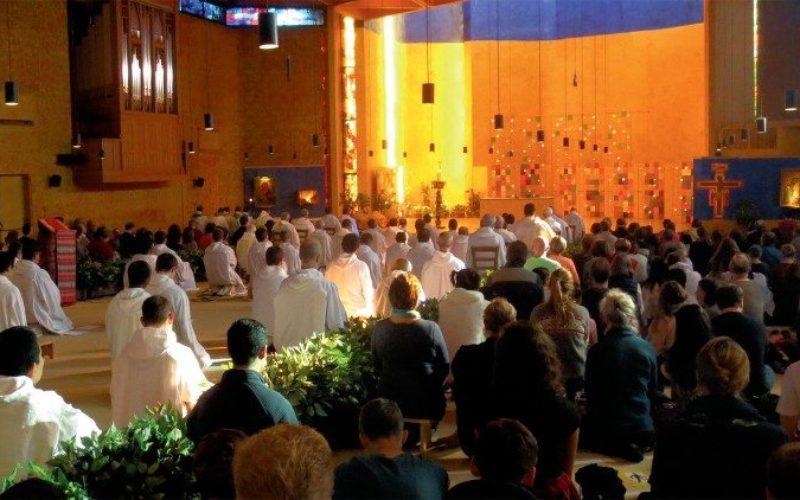 Папата Фрањо преку кардинал Паролин испрати порака до учесниците на средбата во Тезе