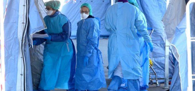 Папата се моли за здравствените работници и семејствата погодени од пандемијата