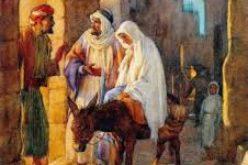 """Вистинската причина зошто """"немаше место во гостилницата"""" за Јосиф и Марија?"""