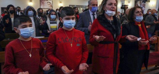 Божиќ во Ирак