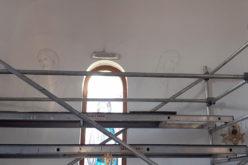 """Црквата """"Раѓање на Свети Иван Крстител"""" започна со фрескописот"""