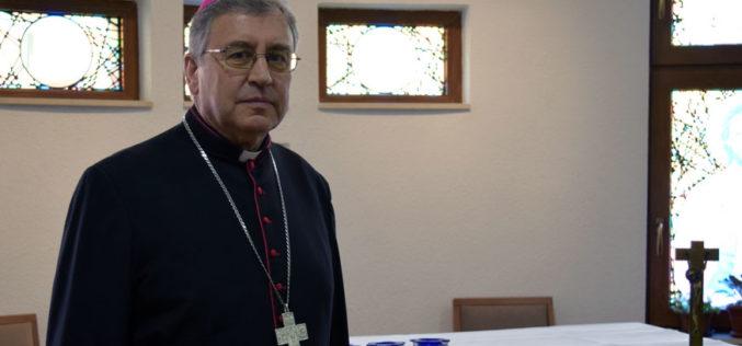 Бискупот Стојанов повика на солидарност со настраданите од земјотресот во Хрватска