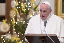 Честитки од папата Фрањо до верниците кои го слават Божиќ според Јулијанскиот календар