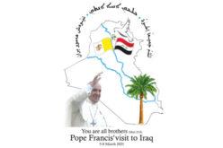 Објавени мотото и логото за посетата на Папата во Ирак