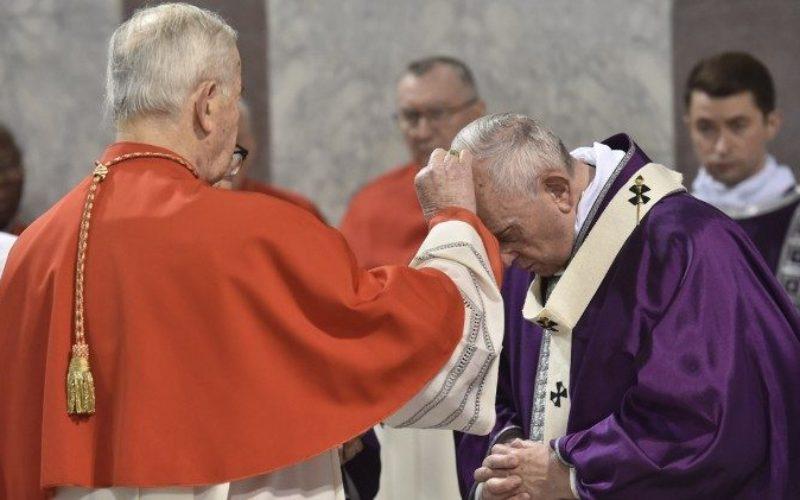 Светиот Престол издаде регулативи за обредот пепелење за време на пандемијата