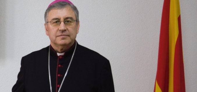 Писмо на епископот Стојанов по повод Неделата на Словото Божјо