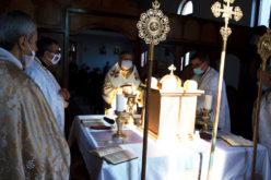 На Богојавление епископот Стојанов служеше во Струмица