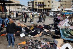 Сочувство од Папата по повод терористичките напади во Багдад