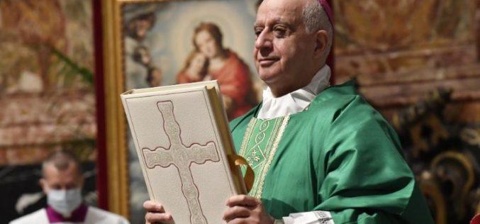 Недела на Божјото Слово во Ватикан