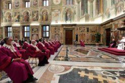 Папата до Римската рота: Судијата секогаш мора да мисли за доброто на семејството