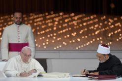 Папата Фрањо: Неопходно е секојдневно залагање за братство