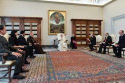 Нов апел на Папата за култура на средба