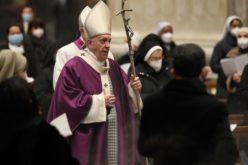 Папата на Чиста Среда: Постот не е збир на жртви и одрекувања, туку пат да се вратиме кај Бог