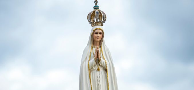 Поклоничката статуа на Пресвета Богородица Фатимска за прв пат оди во три поранешни советски републики